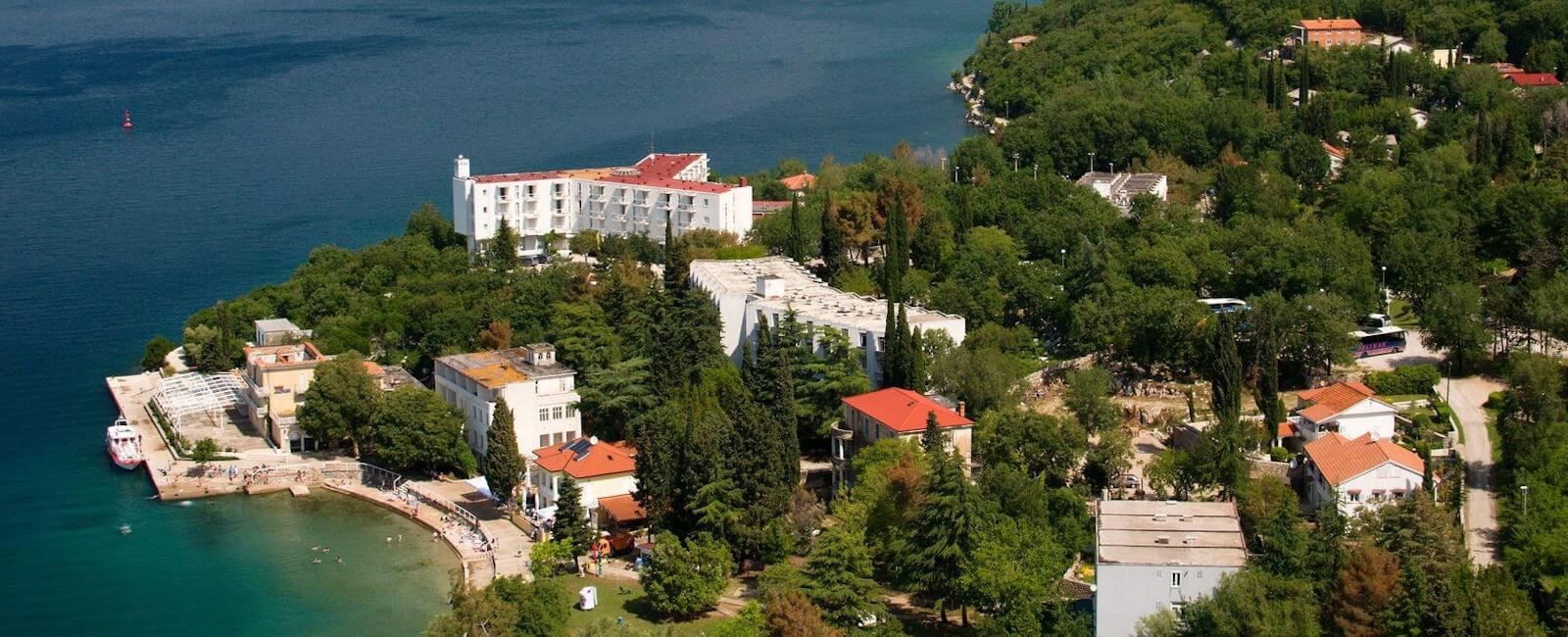 kvarner riviera, croatia