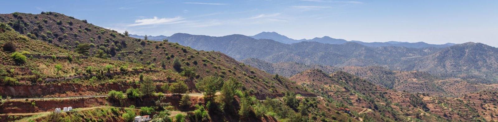 Troodos Mountains, Main image