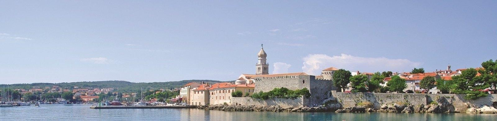 Krk Island holidays