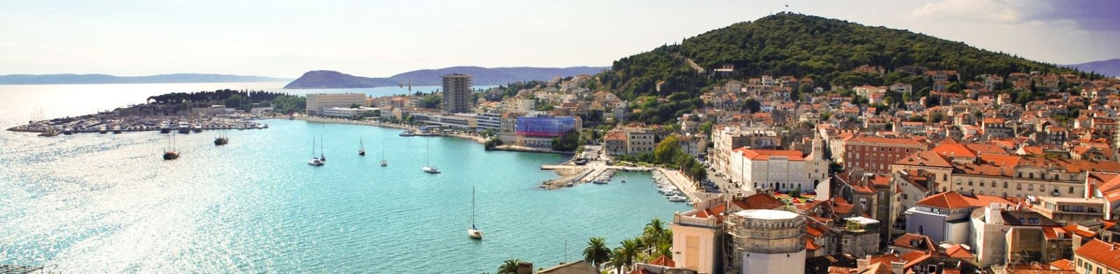Split coastline