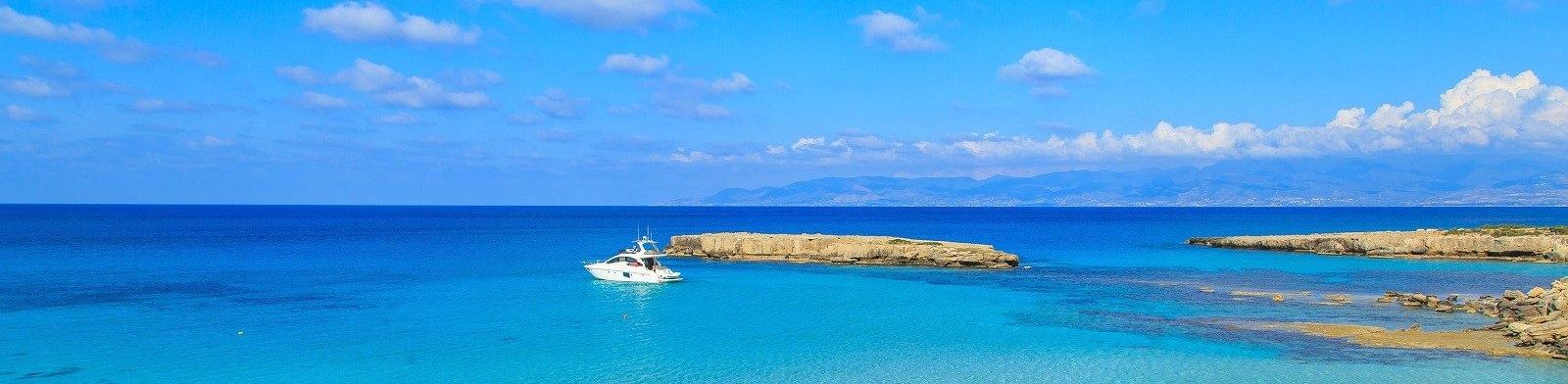Blue Lagoon near Polis
