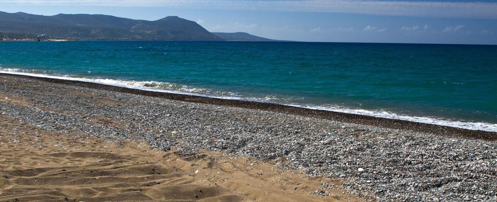 polis beach, cyrpus