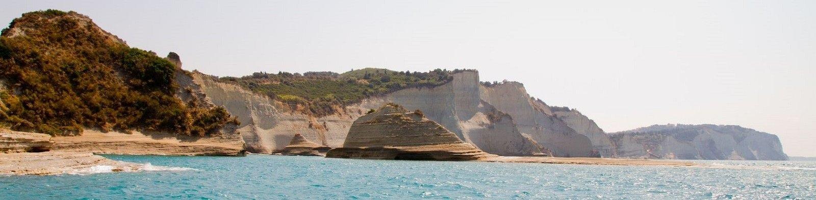 Corfu seascape
