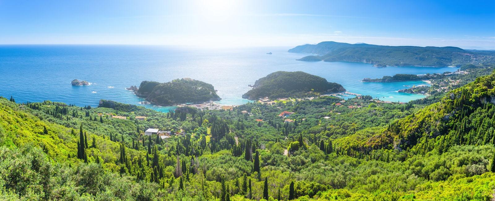 luxury corfu holidays