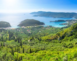 luxury corfu holidays