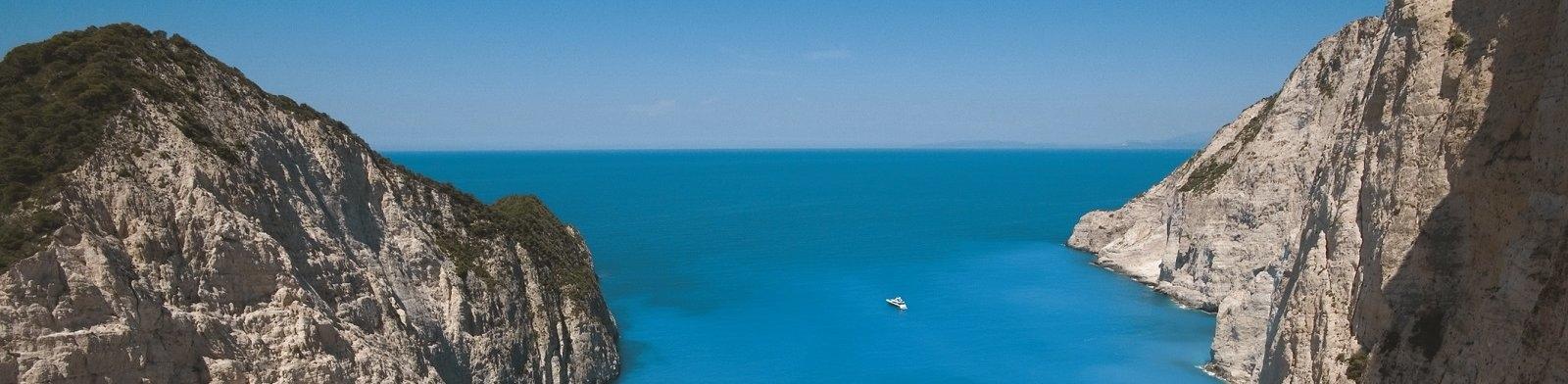 Zante sea view