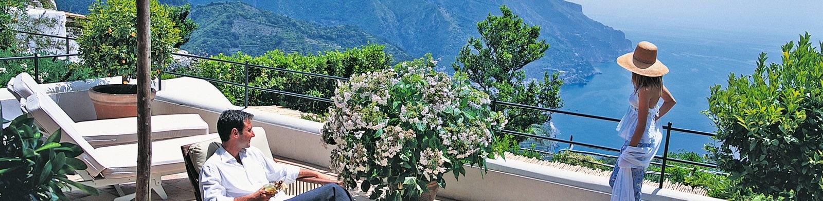 Luxury Sorrento and Amalfi