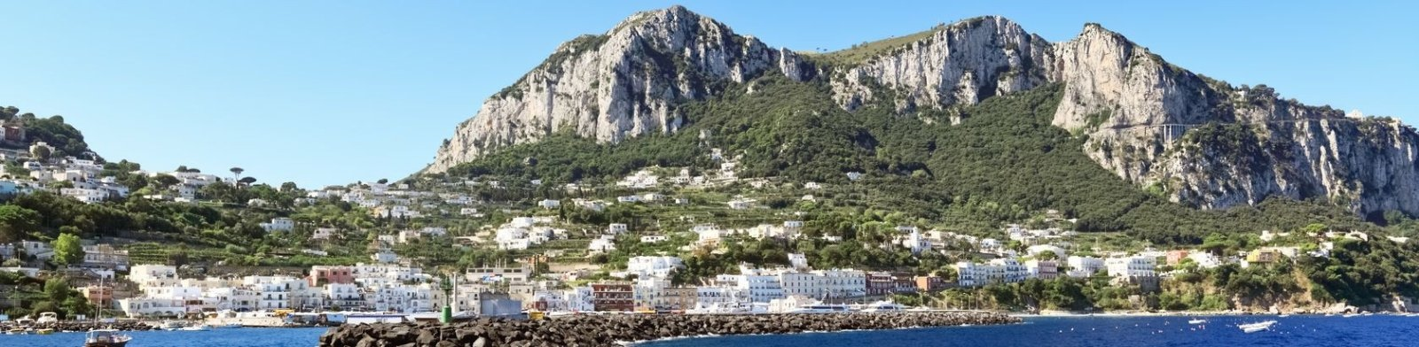 Capri Island Holidays