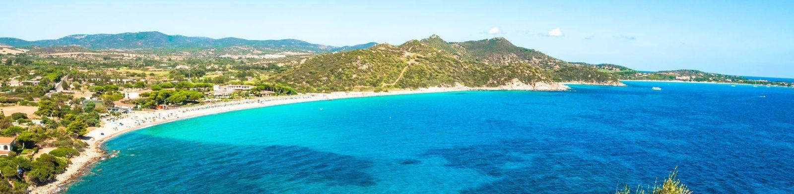 Sardinia South Coast holidays