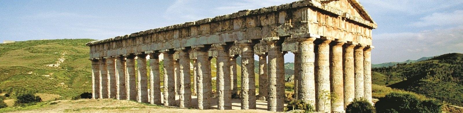 Segeste Temple