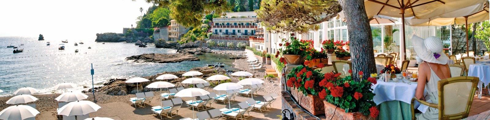 luxury Sicily