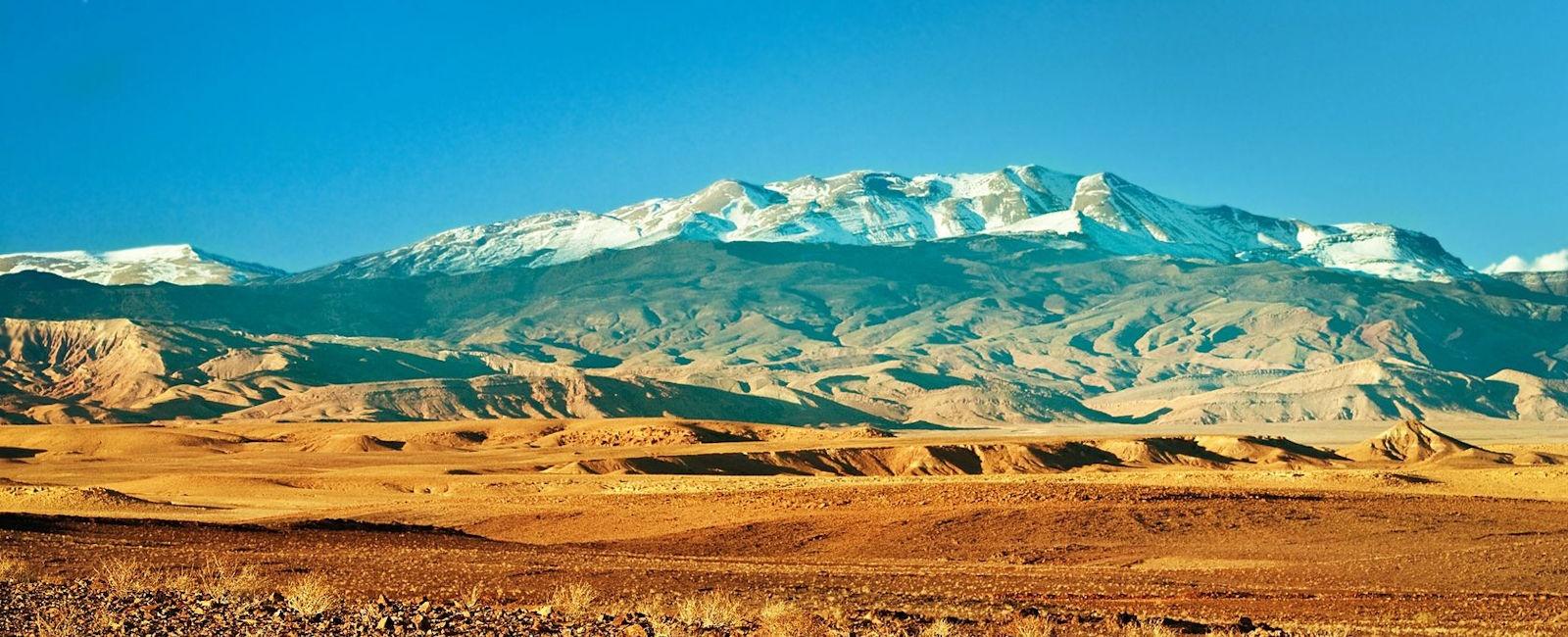 Luxury Atlas Mountains Holidays