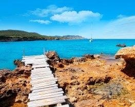 Pou  des ileo beach
