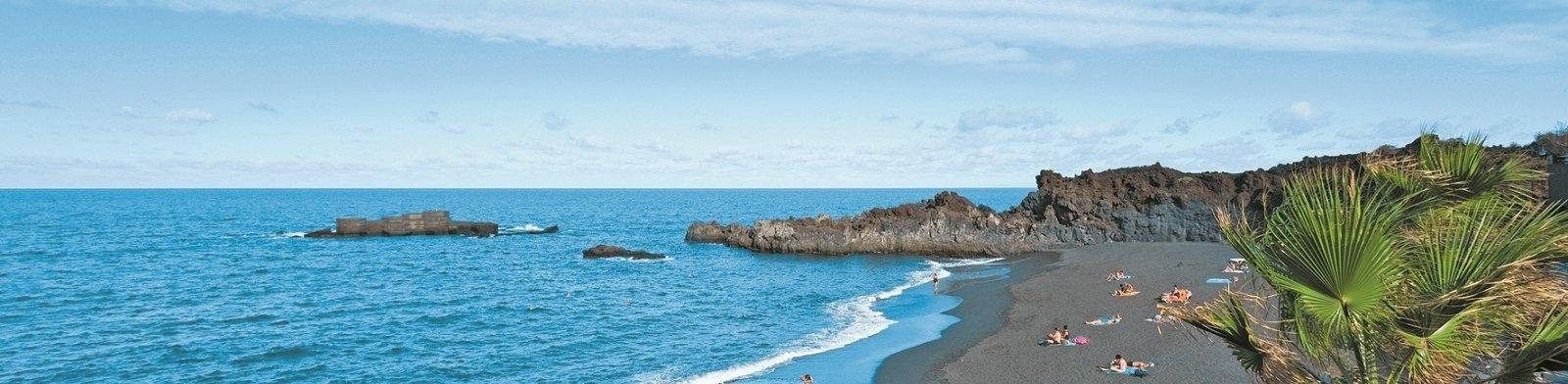 Cancajos beach