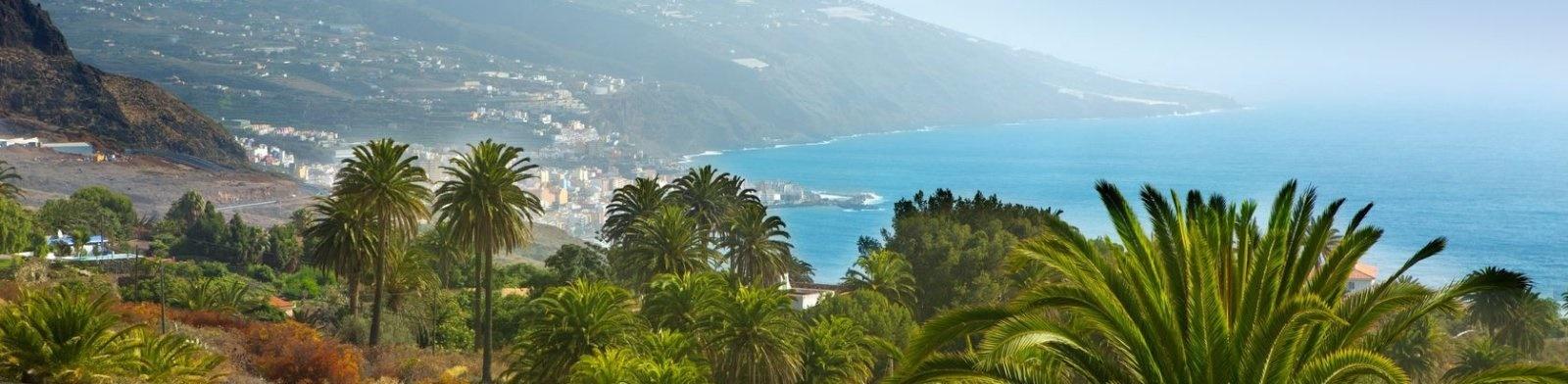 La Palma, Sea scene