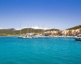 Andratx port marina