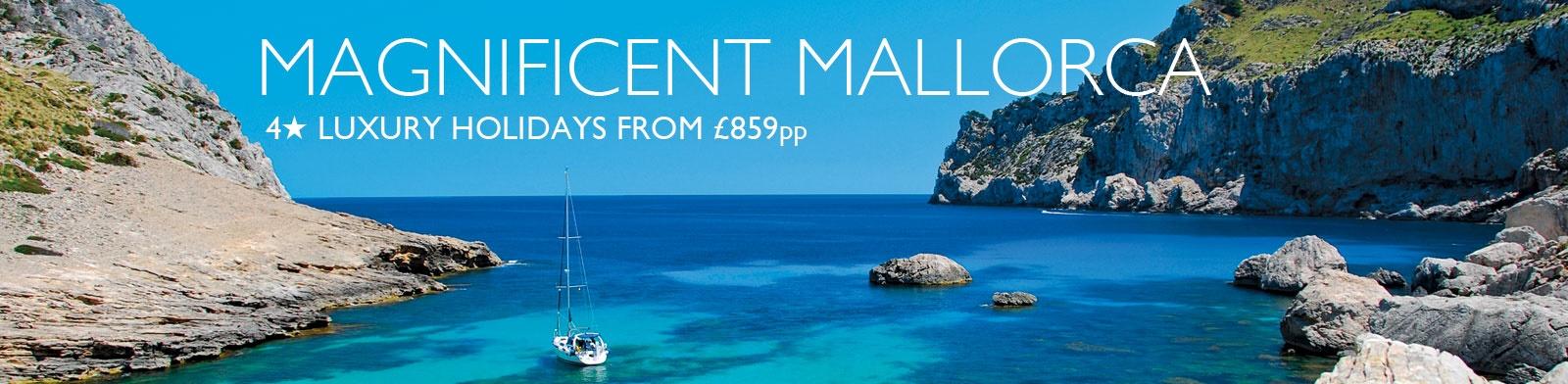 Luxury Mallorca Holidays