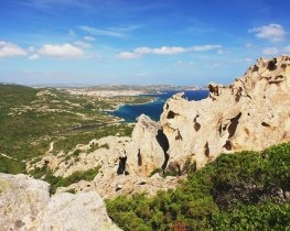 Cala Capra Bay