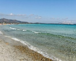 Golfo Aranci beach