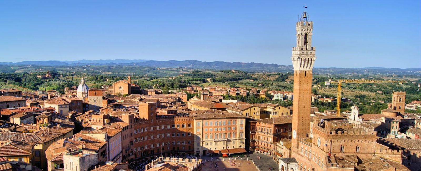Luxury Siena Holidays
