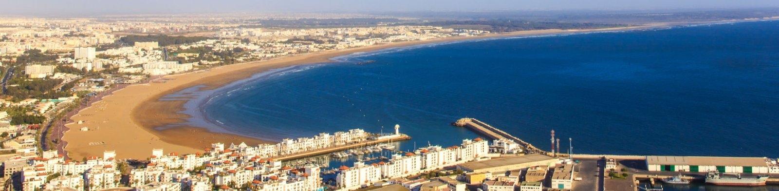 Agadir view