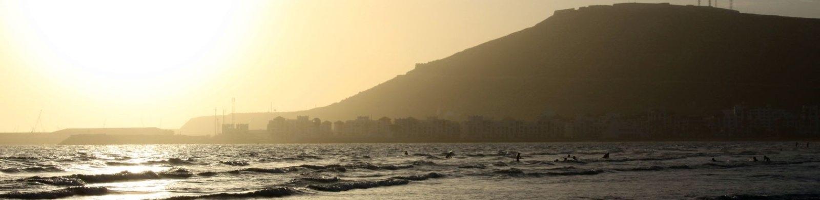 Taghazout beach holidays