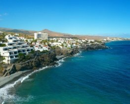 Playa San Agustin