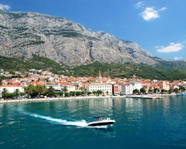 luxury makarska holidays