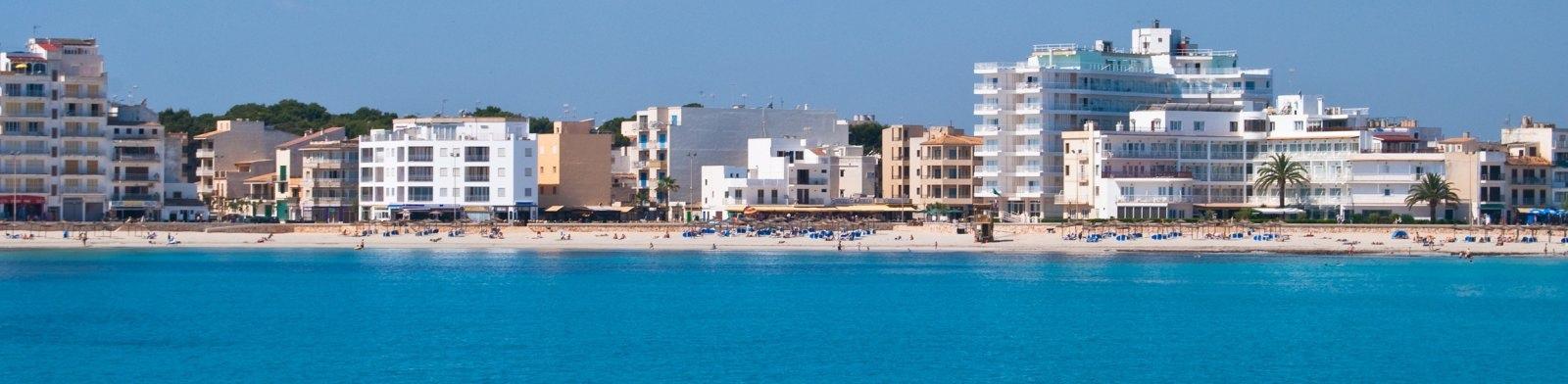 Playa de Sa Coma Holidays