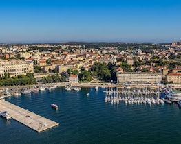 luxury pula holidays, croatia