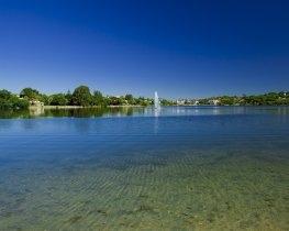 Quinta do Lago lagoon