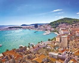 luxury split holidays, croatia