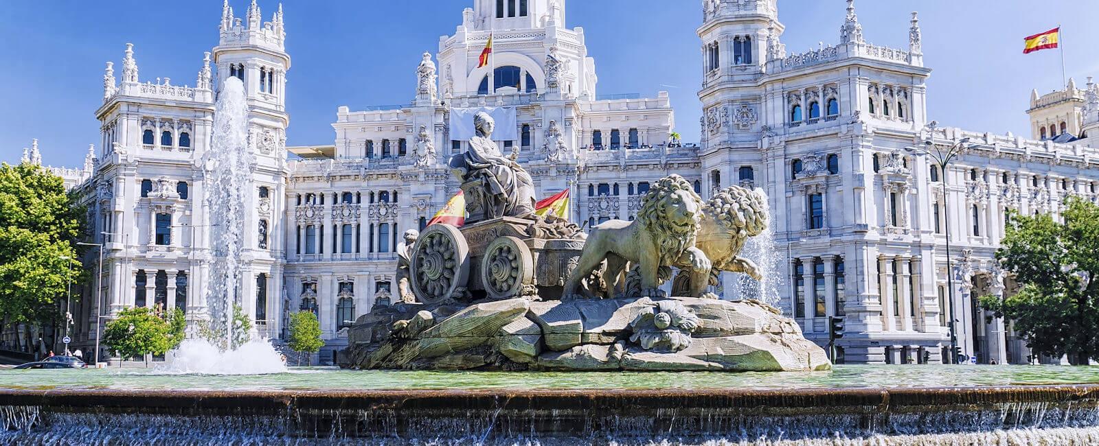 Luxury Madrid Holidays