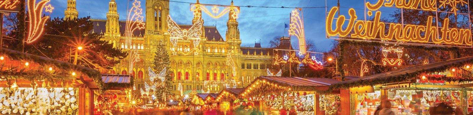 Vienna, Christmas Markets