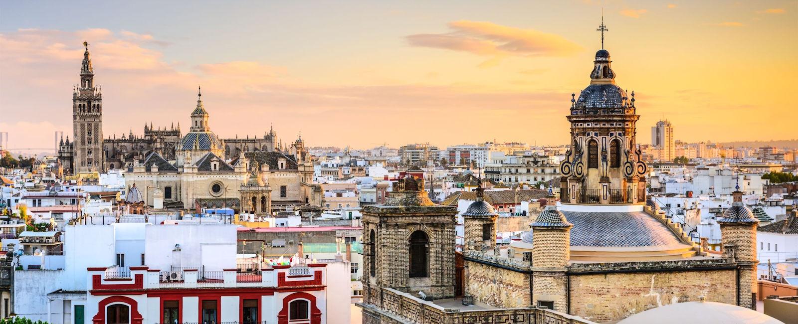 Luxury Seville Holidays