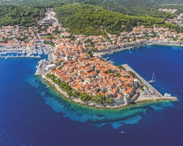 luxury korcula holidays