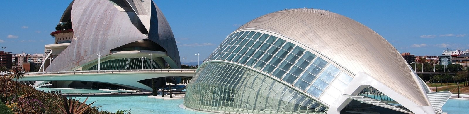 Valencia, Queen Sofia Palace of the Arts