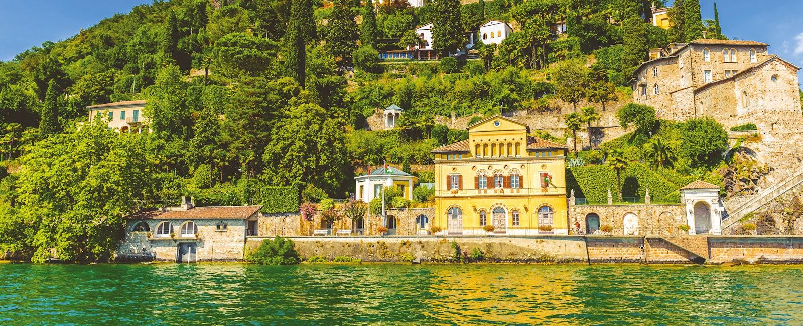 Luxury Lugano holidays
