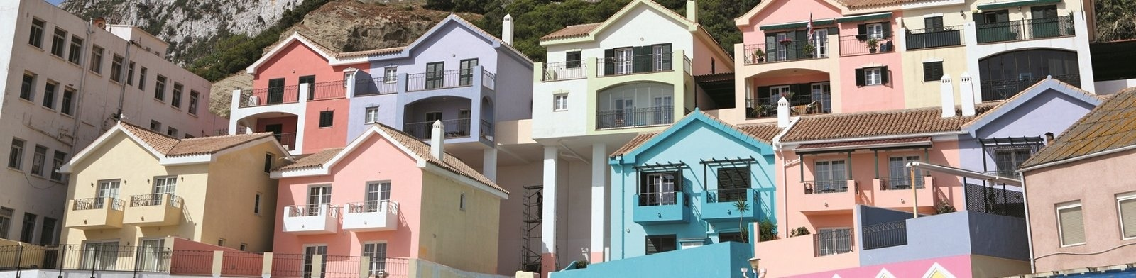 Gibraltar houses