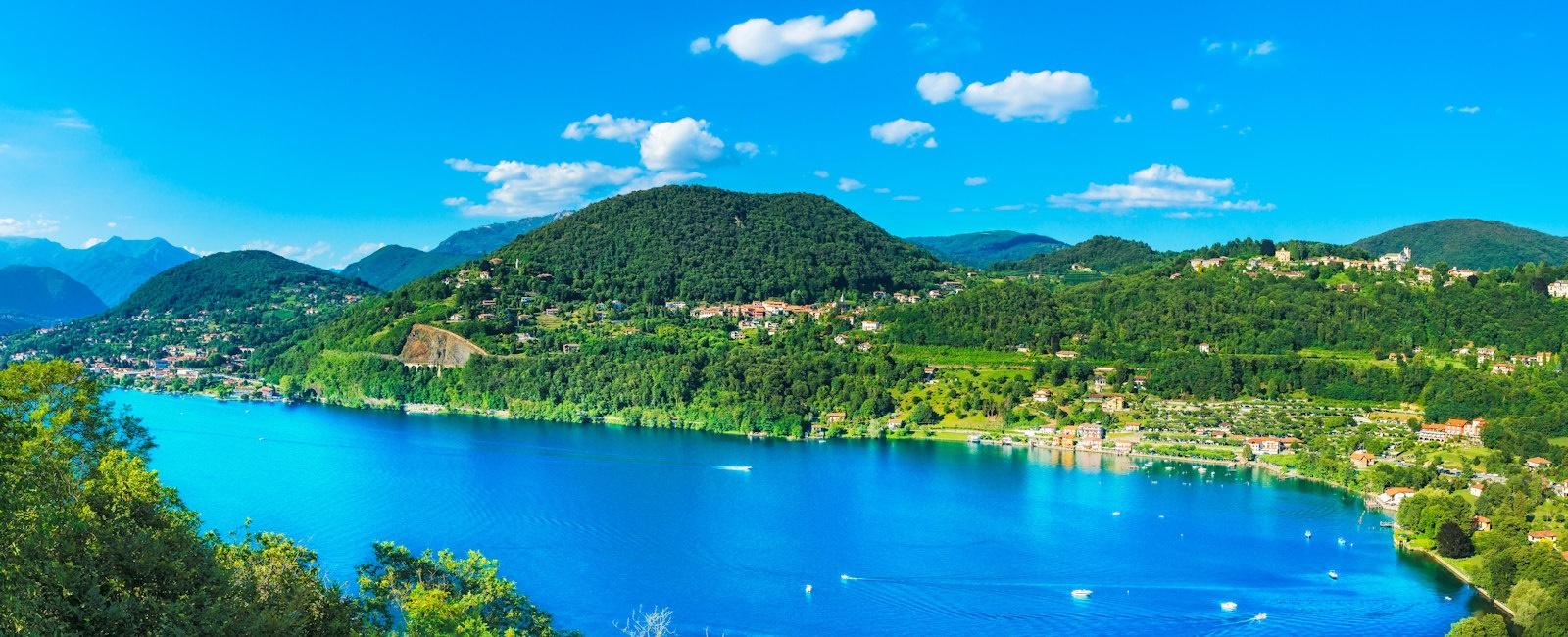 Orta San Giulio, Lake Orta