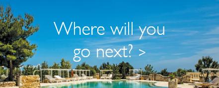 Where will you go next